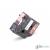 DYMO RHINO 1805422 19mm * 5.5m piros alapon fehér utángyártott vinyl PVC feliratozószalag kazetta