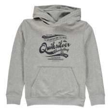 Quiksilver Marbs belebújós kapucnis pulóver fiú
