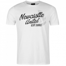 NUFC Newcastle United Graphic póló férfi