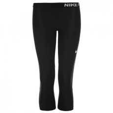 Nike Pro capri nadrág lány