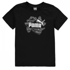 Puma Trainer QTT póló fiú