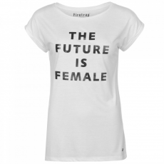 Firetrap Future Is póló női