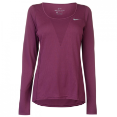 Nike Relay rövid ujjú Top női