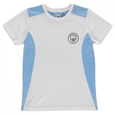 Source Lab Manchester City póló gyerek fiú