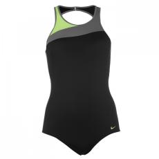 Nike College nyakpántos fürdőruha női