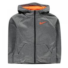 Nike Therma teljes cipzáras kapucnis pulóver gyerek fiú