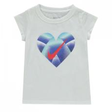 Nike Step Heart póló gyerek