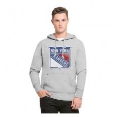 47 Brand New York Rangers fĂŠrfi pulóver Knockaround Headline - M