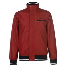 Soviet férfi széldzseki - sötét piros - Soviet Soviet Wind Breaker Jacket Mens