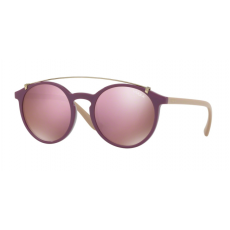 Vogue VO5161S 25925R VIOLET DARK BROWN MIRROR PINK napszemüveg