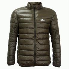 Lee Cooper Ultra Light férfi bélelt kabát terepszínû S