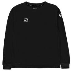 Sondico gyerek hosszú ujjú felső - fekete - Sondico Classic Long Sleeve T Shirt Junior Boys