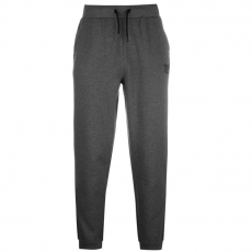 Everlast férfi melegítőnadrág - Everlast Jogging Bottoms Mens Charcoal