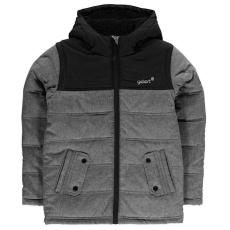 Gelert gyerek kabát - Gelert Quest Jacket Junior Boys Grey