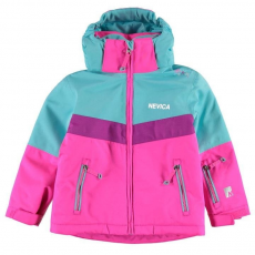 Nevica gyerek sídzseki - Nevica Meribel Skiing Jacket Infants Pink