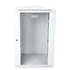Digitus Fali szekrény 19'' 15U 600x600 RAL7035