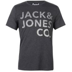 Jack and Jones Originals Jorinner férfi póló sötétszürke S