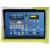 DiCAPac WP-T20 univerzális vízálló tablet tok, zöld