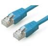 Gembird FTP kat.6 RJ45 patch kábel, 3m, kék
