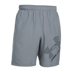 Under Armour 8 Woven Graphic Short Fekete S