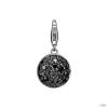 Esprit Anhänger medáls ezüst luminary fekete ESZZ90593B000