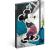 REALSYSTEM Design notesz - Mickey, lined, 13 x 21 cm
