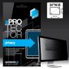 "xPRO Privacy kijelzővédő fólia Monitor 24"" W-B (532x299mm)"