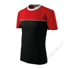 ADLER Colormix ADLER pólók unisex, fekete
