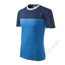 ADLER Colormix ADLER pólók unisex, azúrkék