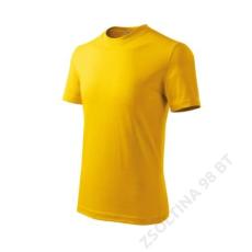 ADLER Basic ADLER pólók gyerek, sárga