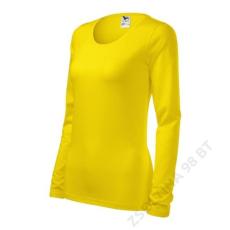 ADLER Slim ADLER pólók női, sárga