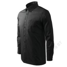 ADLER Shirt long sleeve ADLER ing férfi, fekete