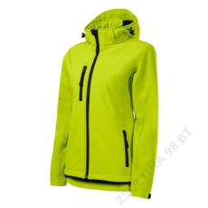 ADLER Performance ADLER softshell kabát női, lime szin