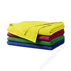 ADLER Terry Bath Towel ADLER fürdőlepedő unisex, fűzöld