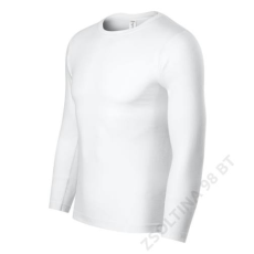 ADLER Progress LS PICCOLIO pólók unisex, fehér