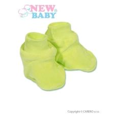 NEW BABY Gyerek cipőcske New Baby zöld | Zöld | 62 (3-6 h)