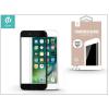 Devia Apple iPhone 7/iPhone 8 üveg képernyő- + Crystal hátlapvédő fólia - Devia Full Screen Tempered Glass 0.26 mm - Anti-Glare - 1 + 1 db/csomag - black
