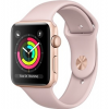 Apple Watch Series 3 42mm Sport Aluminium Case Szürke Fekete MQL32