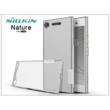 Nillkin Sony Xperia XZ1 (G8341) szilikon hátlap - Nillkin Nature - transparent tok és táska