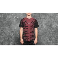 HUF Ambush Tie Dye S/S Tee Maroon