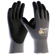 ATG Maxi Flex Plus tenyéren mártott precíziós védő/szerelő kesztyű Méret: 9 Tartós