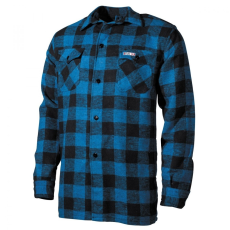 FOX OUTDOOR Lumberjack - Kék/Fekete - XL