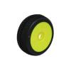 ProCircuit HOT DICES (Xtreme/červená směs) Off-Road 1:8 Buggy gumy nalep. na žlutých disk. (2ks.)