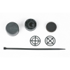 Mielke Ins-box Mielke černý včetně filtru, krátká verze