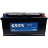 EXIDE Excell 110Ah 850A (EB1100) Jobb+