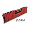 Corsair CMK32GX4M4C3000C15R 32GB 3000MHz DDR4 RAM Corsair Vengeance LPX Red CL15 (4x8GB) (CMK32GX4M4C3000C15R)