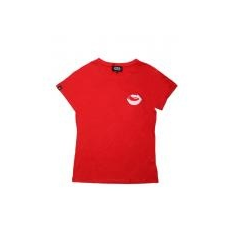 Dorko Drk Girls Gang T-shirt Women Red [méret: L]