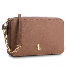 Ralph Lauren Táska LAUREN RALPH LAUREN - Brooke 431680405002 Carrington Field Brown