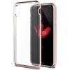 VRS Design (VERUS) iPhone X High Pro Shield hátlap, tok, rose gold