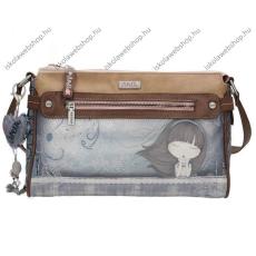 Anekke MOON kollekció, női táska egy füllel, 26x7x18 cm (23743-3)